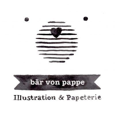 baer von pappe logo peanut