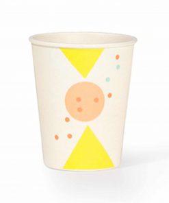 Bambus-Becher/Cup Candy, Engel Punt