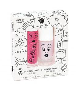 Kindernagellacke Lipgloss Fairytales, Nailmatic