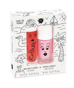 Kindernagellacke Lipgloss Holidays, Nailmatic