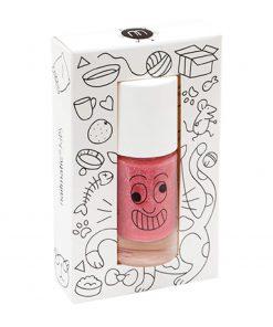 Kindernagellack Kitty Pink Glitzer, Nailmatic