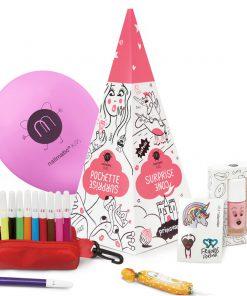 Kindernagellack Geschenk-Set/Party-Set Princess, Nailmatic