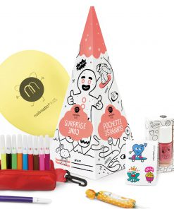 Kindernagellack Geschenk-Set/Party-Set Yeti, Nailmatic