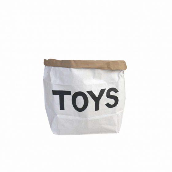 Aufbewahrungssack Papier Toys/Spielzeug, Tellkiddo