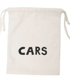 Aufbewahrungssack Stoff Cars/Autos, Tellkiddo