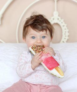 Baby-Rassel Eiscreme