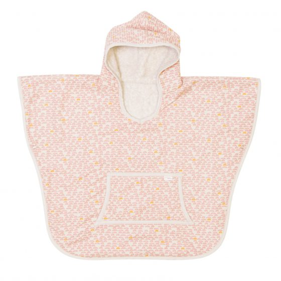 Badeponcho Pebble Pink, Trixie Baby