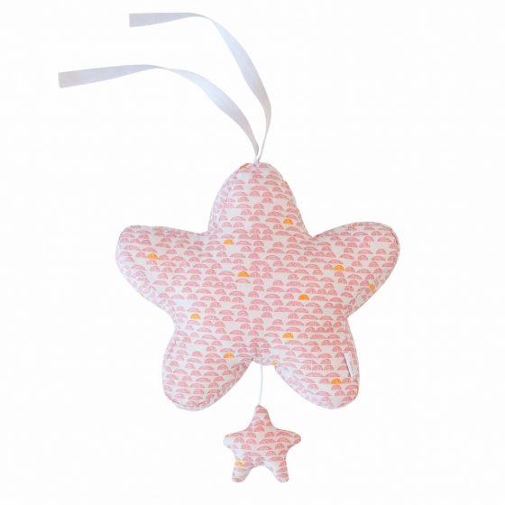 Spieluhr Pebble Pink, Trixie Baby