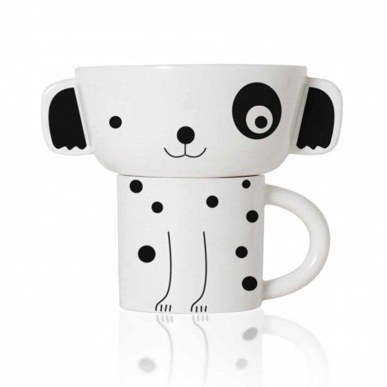Geschirr-Set Hund, Wee Gallery