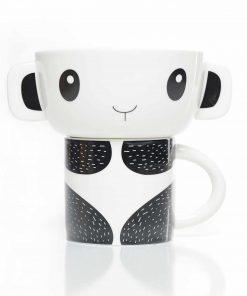 Geschirr-Set Panda, Wee Gallery