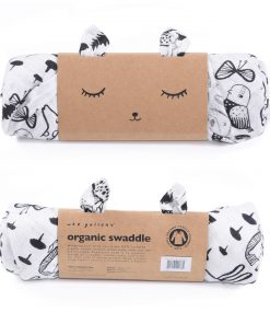 Mulltuch/Swaddle Tiere, Wee Gallery