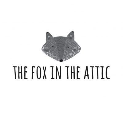 the fox in the attic logo peanut