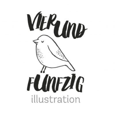 vierundfuenz igillustration Logo Peanut