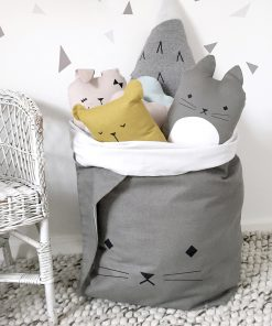 Cushion/Kissen Cuddly Cat/Katze, Fabelab