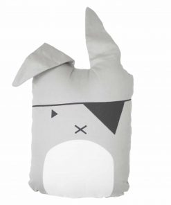 Cushion/Kissen Pirate Bunny/Hase, Fabelab