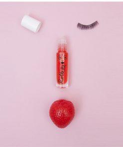 Kinder Lipgloss Erdbeere/Strawberry, Nailmatic