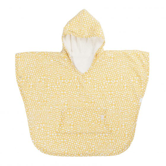 Badeponcho Diabolo Gelb, Trixie Baby