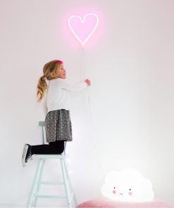 Neon Style Light pink, a little lovely company