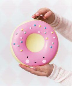 Spardose Sparbüchse Donut/Doughnut Pink, a little lovely company