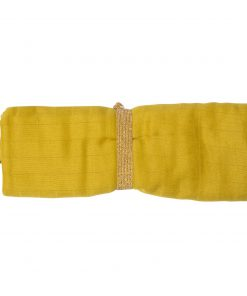 Mulltuch Swaddle Honey Gelb, Fabelab