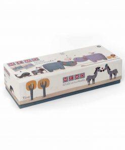 Domino Wild Animals/Wilde Tiere, Londji