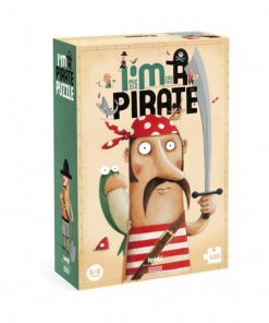 Puzzle I am a Pirate, Londji