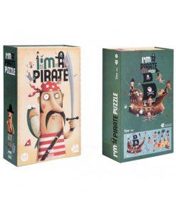 Puzzle I am a Pirate, Londji