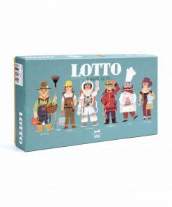 Spiel I want to be Berufe Lotto, Londji