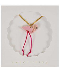 Kette Flamingo, Meri Meri