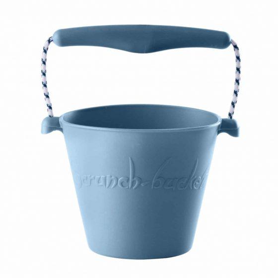 Scrunch bucket Sandeimer Silikon blau, Scrunch