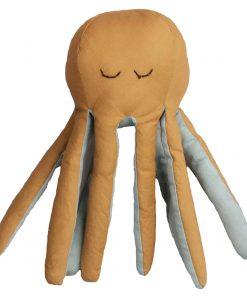 Baby-Rassel Oktopus, Fabelab