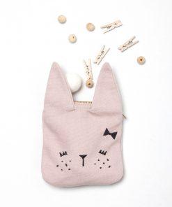 Geldbeutel/Etui Kinder Hase Cute Bunny, Fabelab