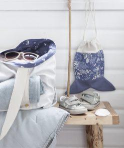 Beutel/Tasche Meerjungfrau, Fabelab