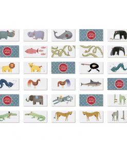 Mini Memory Animals/Tiere, Londji