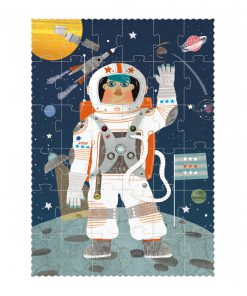Puzzle Astronaut, Londji