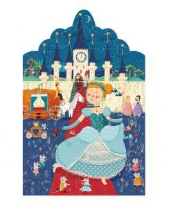 Puzzle My little Cinderella/Prinzessin, Londji