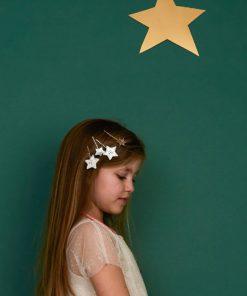 Haarklammern Mond/Sterne, Meri Meri