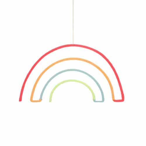 Mobile/Wallhanging Regenbogen, Meri Meri