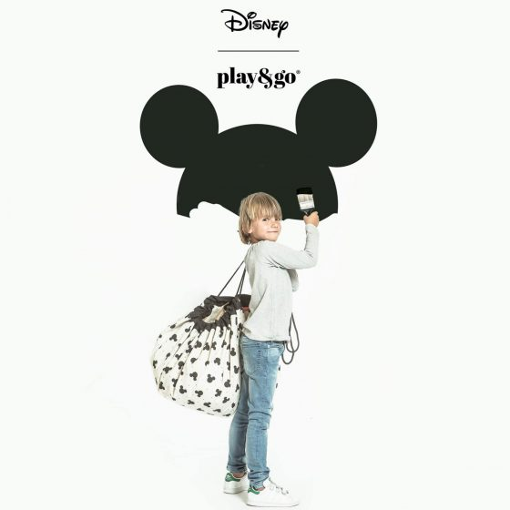 Aufbewahrungssack Disney Mickey Mouse, Play&Go