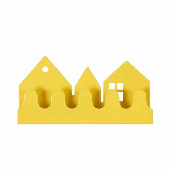 Garderobe/Hakenleiste Village Gelb, Roommate