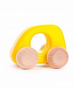 Spielzeugauto/Holzauto Mini Gelb, Bajo