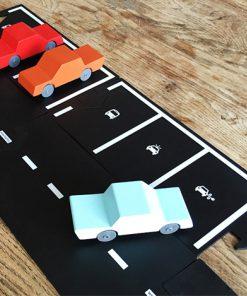 Flexible Spielstraße Erweiterung/Extension Parking/Parkplätze, waytoplay